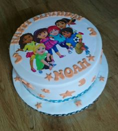 Dora and friends edible image birthday cake Image Birthday Cake, Friends Birthday Cake, Friends Cake, Birthday Parties, Dora Diego, Dora And Friends, Party Themes, Party Ideas, Dora The Explorer
