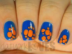 datyorkLOVES: Finding Nemo Nails