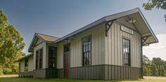 Mantee Depot Restoration, Mississippi AIA Award of Merit