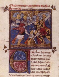 slag van Bouvines (1214)