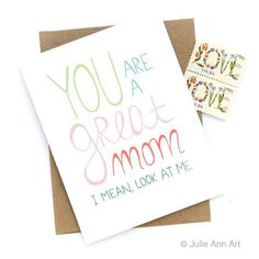 For The Mom Who Knows It's Really All About You | 20 Funny Mother's Day Cards For The Mom With An Amazing Sense Of Humor | Bustle