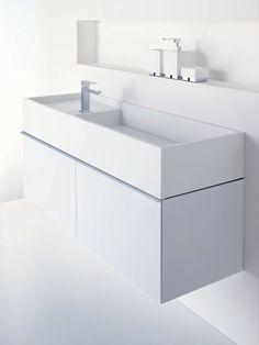 Badezimmer, Modernes Weißes Badezimmer, Minimalistische Badgestaltung,  Minimalbadezimmer, Weiße Badezimmer, Minimalistisches