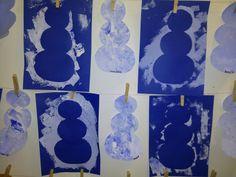 Sněhuláci - tupování
