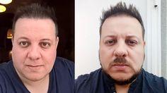 Raziel from Brazil Grows A Beard For 60 Days