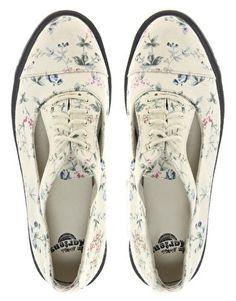 Dr Martens Kensington Carrie Cut Out Shoes