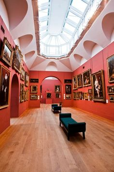 10 best small museums in London (Condé Nast Traveller) - Someday. Museum Exhibition, Art Museum, Dulwich Picture Gallery, Uk Capital, London Summer, London Museums, Galleries In London, London Art, London Life