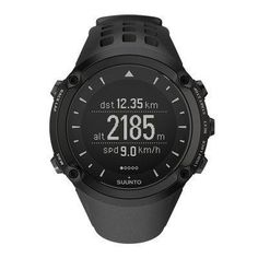 Suunto Ambit GPS Watch with Heart Rate Monitor: Sport Watches Smartwatch, Breitling, Cool Watches, Watches For Men, Men's Watches, Wrist Watches, Watches Online, Rolex, Top Computer