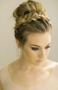 26 Mejores Imagenes De Peinados Para Vestidos Largos Hair Down