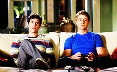 Seth and Ryan, The OC