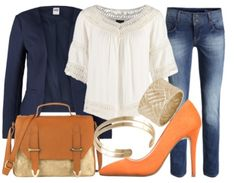 Mes+escarpins+orange+