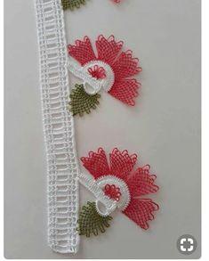 Crochet Disney, Needle Lace, Filet Crochet, Flower Tutorial, Baby Knitting Patterns, Bridal, Tatting, Elsa, Diy And Crafts