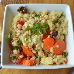 Healthy kids menu quinoa to try