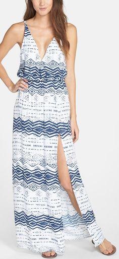 Beachy Maxi dress http://rstyle.me/n/wmf3an2bn