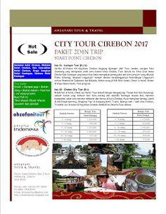 Paket Wisata Cirebon: Paket Wisata Cirebon 2D1N
