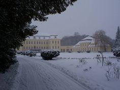 Schloss Nischwitz, Sachsen.