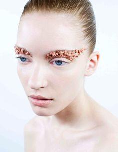 Makeup by Thorsten Weiss   Fantasy   avant garde makeup  