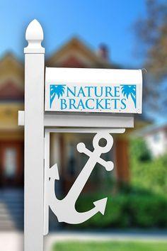 Anchor Decorative Corner Bracket | NatureBrackets.com