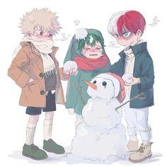 Snow troubles