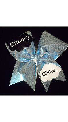 the fault in our stars cheer bow by BowsByBABZ on Etsy my sisters favorite movie lol Cheerleading Quotes, Cheer Quotes, Cheerleading Bows, Cheer Stunts, Cheer Dance, Volleyball Quotes, Cute Cheer Bows, Cheer Hair Bows, Big Bows