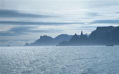 Kerguelen Islands (also Desolation Islands), Indian Ocean