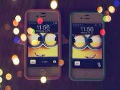 Cute bff backgrounds!! @fifi0917 we should sooooo do this XD