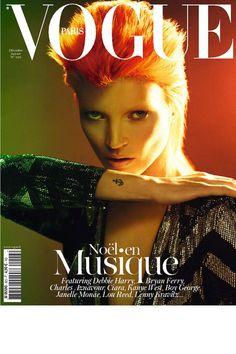 Vogue Paris Decembre / Janvier 2012