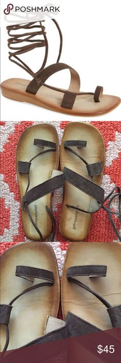 Jeffrey Campbell Vista size 8 Gladiator style. Super comfortable. Size 8. Worn several times. Jeffrey Campbell Shoes Sandals