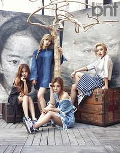 MAMAMOO - Solar, Moonbyul, Whee In, Hwa Sa for BNT || They're bodies are amazing, imagine how hard they worked for it