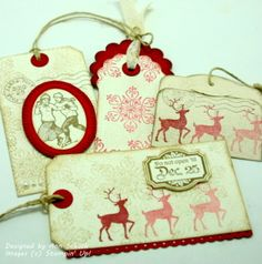 Stamp Camp Fun and Paper Winner - The Stampin' Schach