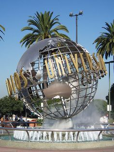 Universal Studios. Yes, I'm a sucker for movie lots and tours. Don't judge me!