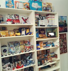 video game collection by aoao2.deviantart.com on @deviantART I need to do this with all my Pokemon stuff, for sure.