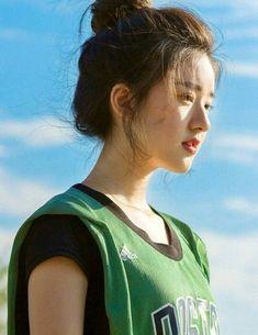 Zhao Lusi Korean Beauty, Asian Beauty, Korean Girl, Asian Girl, Girl Korea, Stylish Girl Pic, Chinese Actress, Interesting Faces, Ulzzang Girl