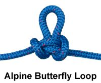 Easy way to learn lots of climbing knots.