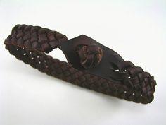 Ankle bracelet Celtic Weave of Life Large Mens от NiceKnots