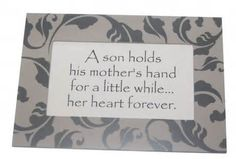 Image detail for -... : Mother and son quotes, mother son quote, mother quotes to son
