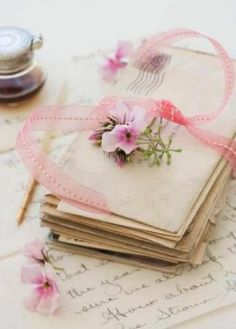 Day 50 - I love handwritten notes & letters