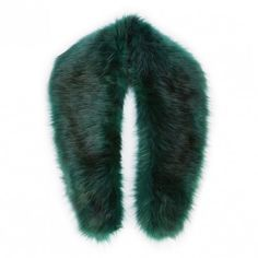 Woodland Green | Large Faux Fur Stole | Free Shipping on Orders $50+