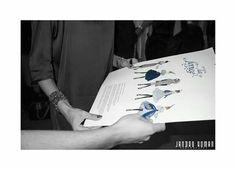 #Neressa#LaFenice#GureModaGaur#DFW2014#JandroRomán Hands