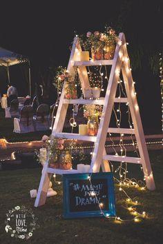 Desi Wedding Decor, Outdoor Wedding Decorations, Backdrop Decorations, Birthday Decorations, Rustic Wedding, Wedding Mandap, Fall Wedding, Wedding Gifts, Mehndi Decor