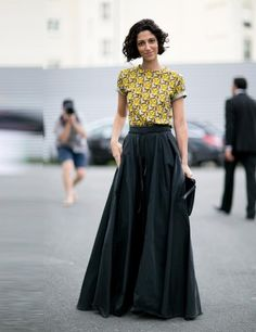 More Paris Fashion Week Street Style | ELLE UK
