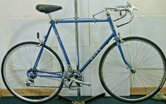 Motobecane Grand Touring Vintage Road Bike 59cm Large Suntour VGT Weinmann Steel