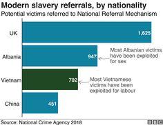 How a boy from Vietnam became a slave on a UK cannabis farm - BBC News