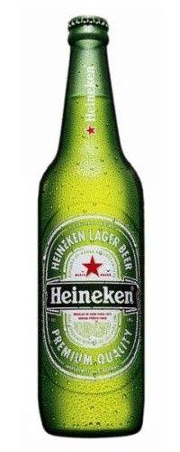 Cerveja Heineken - Cerveja holandesa clara produzida no Brasil
