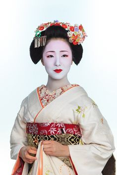 Expressive (Gion uppers, Mamefuji's): Hanakeshiki -KWC PhotoBlog