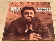 Charles Earland - Black Talk! LP- Prestige PRST7758 Vinyl Record Rudy Van Gelder
