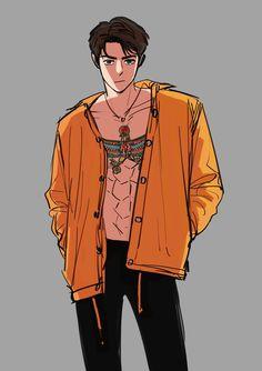 Sehun, Kpop Anime, Anime Guys, Boy Character, Character Design, Bts T, Fanart Bts, Exo Fan Art, Fanarts Anime