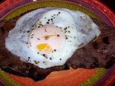 Portuguese steak.