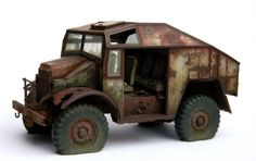 Ford Fat by armorguy Modelers Social Club Forum