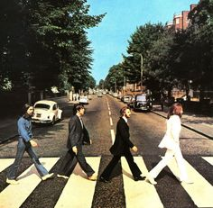 Abbey Road. Simple, yet full of conspiracy theories. An icon amongst icons.