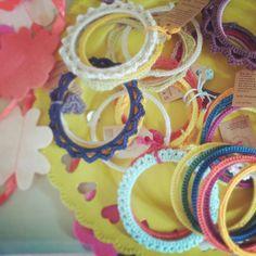Patchoeli bracelets
